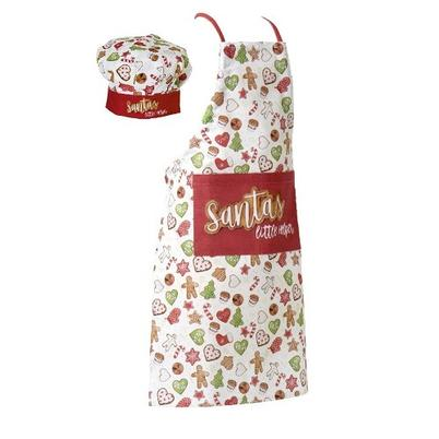 IHR Love & Cookies Kid's Apron & Chef Hat