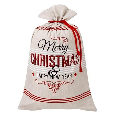 Ladelle Merry Christmas Santa Sack