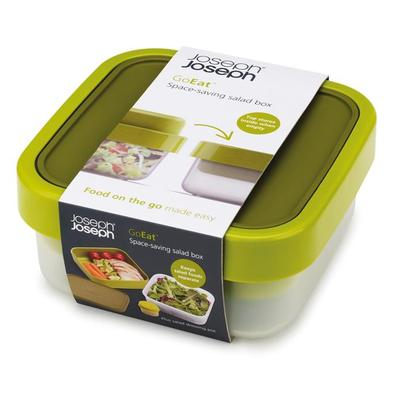Joseph Joseph GoEat Salad Box Green