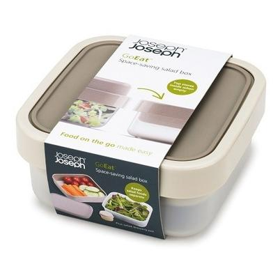Joseph Joseph GoEat Salad Box Grey