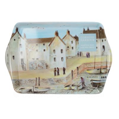 Creative Tops Melamine Scatter Tray, Cornish Harbour