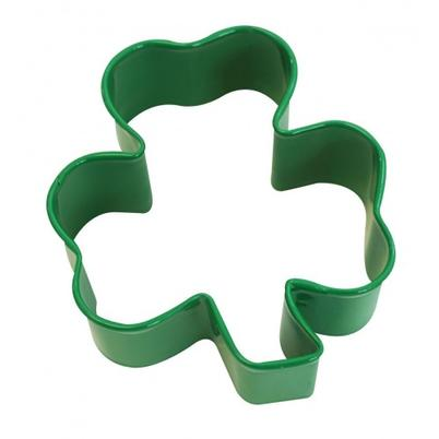 Eddingtons Green Shamrock Cookie Cutter