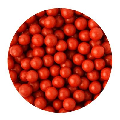 Scrumptious Small 6mm Choco Balls Red 70g