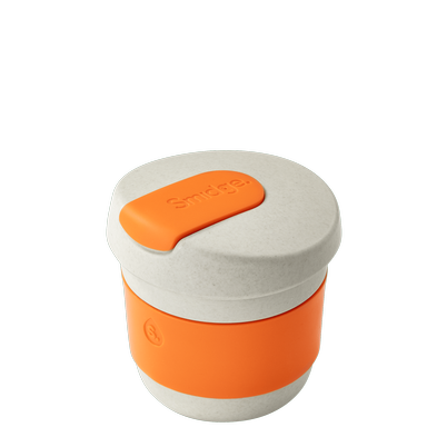 Smidge Coffee Cup 230ml Sand & Citrus