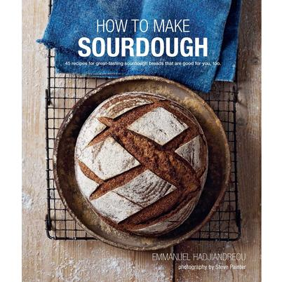 How To Make Sourdough by Emmanuel Hadjiandreou