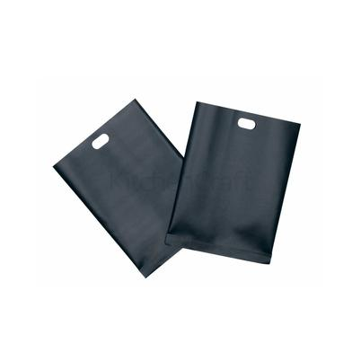 KitchenCraft Non-Stick Pack of 2 Reusable Toaster Bags