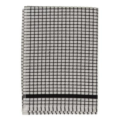 Samuel Lamont Poli Dri Tea Towel Black