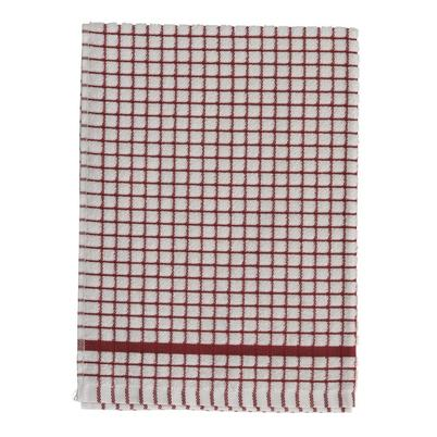 Samuel Lamont Poli Dri Tea Towel Red