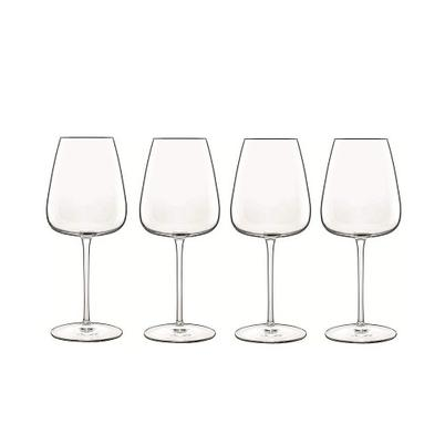 Luigi Bormioli Talismano Chardonnay White Wine Glass Set of 4