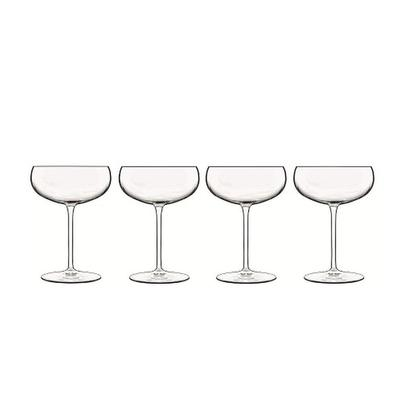 Luigi Bormioli Talismano Old Martini Glass Set of 4