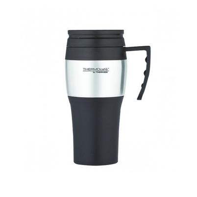 ThermoCafe by Thermos 2010 Steel Travel Mug 0.4L