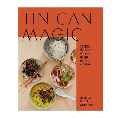 Tin Can Magic by Jessica Elliot Dennison