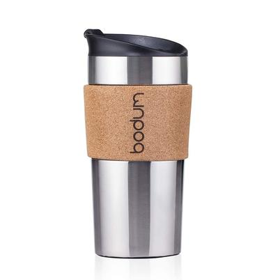 Bodum Travel Mug Cork 12oz