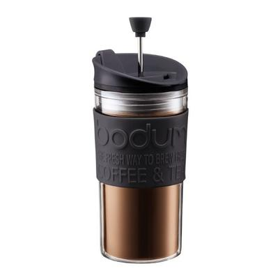 Bodum Travel Press Black 350ml