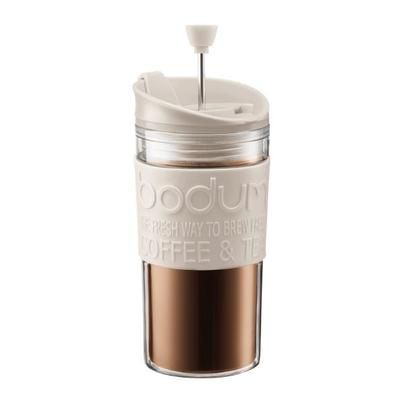 Bodum Travel Press White 350ml