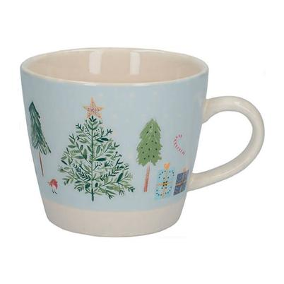 KitchenCraft The Nutcracker Collection Christmas Tree Conical Mug