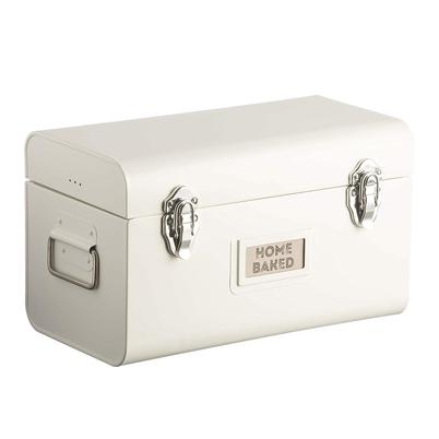 Typhoon Stowaway Cream Bread Bin 8.5L
