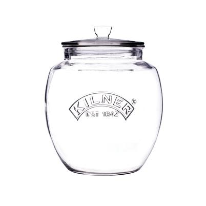 Kilner Universal Push Top Jar 2L