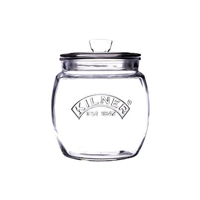 Kilner Universal Push Top Jar 0.85L