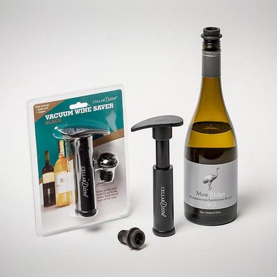 CellarDine Vacuum Wine Saver