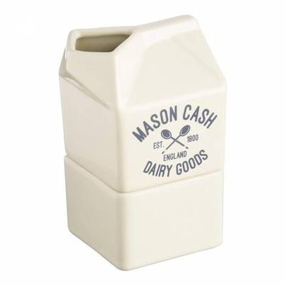 Mason Cash Varsity Cream & Sugar Carton