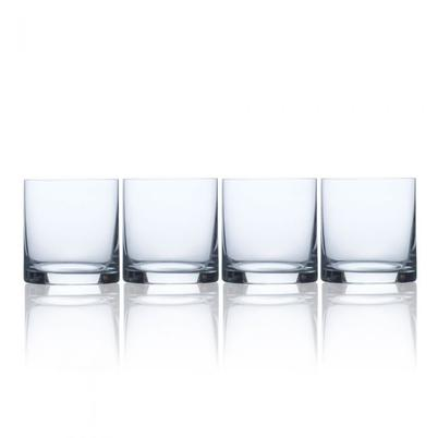 Mikasa - Julie Set of 4 Double Old-Fashioned Glasses
