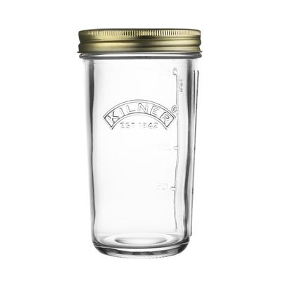 Kilner Wide Mouth Preserve Jar 0.5L