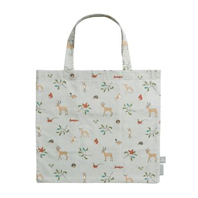 Sophie Allport Woodland Folding Shopping Bag