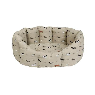 Sophie Allport Woof Pet Bed Medium
