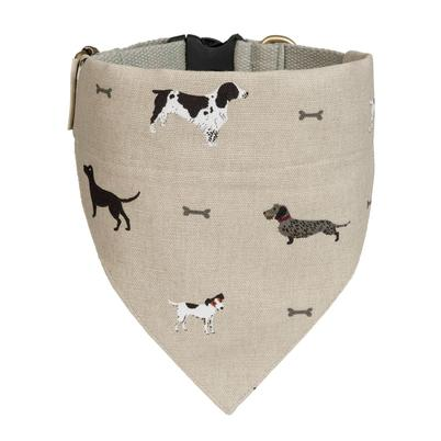 Sophie Allport Woof Neckerchief Collar Large