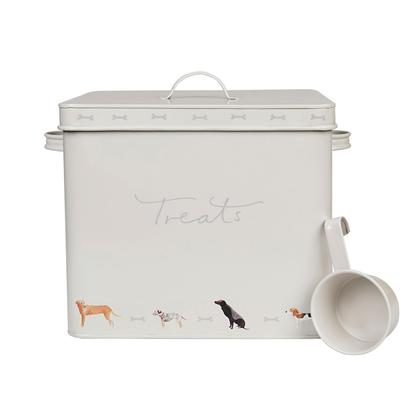 Sophie Allport Woof Pet Tin