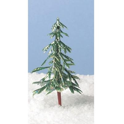 Cake Decoration Plastic Tree Pearlised 80mm