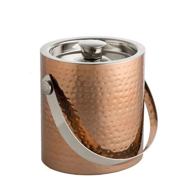 Epicurean Copper Ice Bucket Hammered
