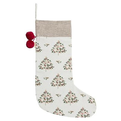 Sophie Allport Partridge Christmas Stocking