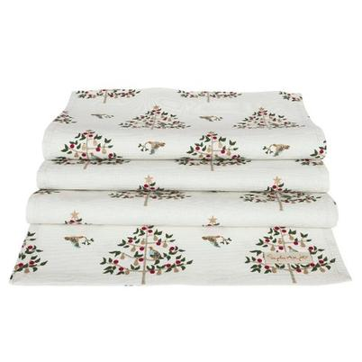 Sophie Allport Partridge Table Runner