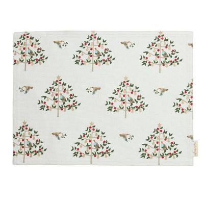 Sophie Allport Partridge Fabric Placemat