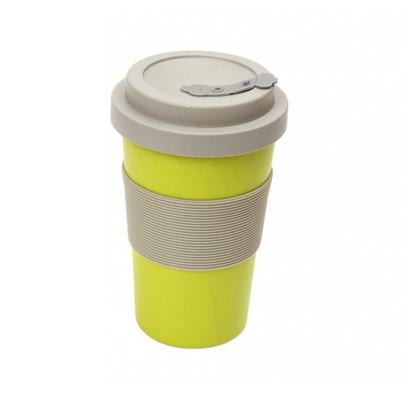 Dexam BamBroo Drinks Mug 400ml - Greenery