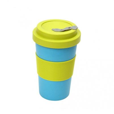 Dexam BamBroo Drinks Mug 400ml - Teal